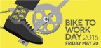 Bike to Work Day May 20, 2016