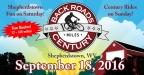 Back Roads Century Weekend Lodging Options